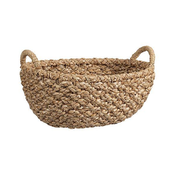 Emlyn Oval Basket