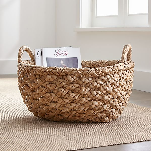 Emlyn Oval Basket
