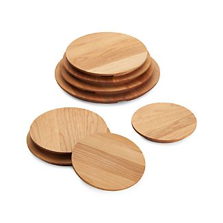 Enclume ® Wood Trivets for 8-Tier Pot Rack