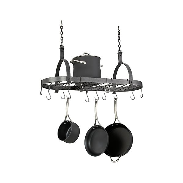 Enclume ® Oval Pot Rack