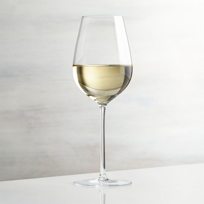 Each month, Rachael pens a personal letter to the readers of her magazine, Rachael Ray Every Day. Here's what's on Rach's mind for September, and what's cookin' in the magazine. this white wine glass from Schott Zwiesel has a slightly curved, almost Crate&Barrel - Tour White Wine Glass, Wine Glasses $
