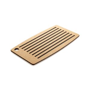 Epicurean® Natural Dishwasher-Safe Groove Bread Board
