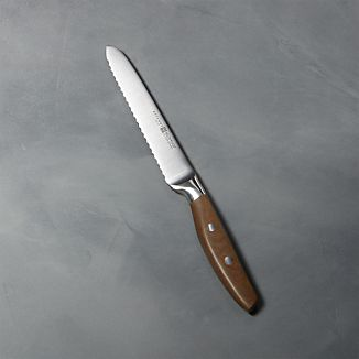 "Wusthof ® Epicure 5"" Serrated Utility Knife"