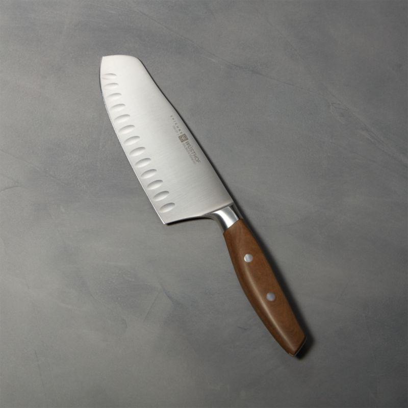"Wusthof ® Epicure 7"" Santoku Knife"