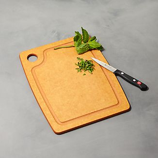 "Epicurean ® Natural Dishwasher Safe 11.5""x9"" Cutting Board"