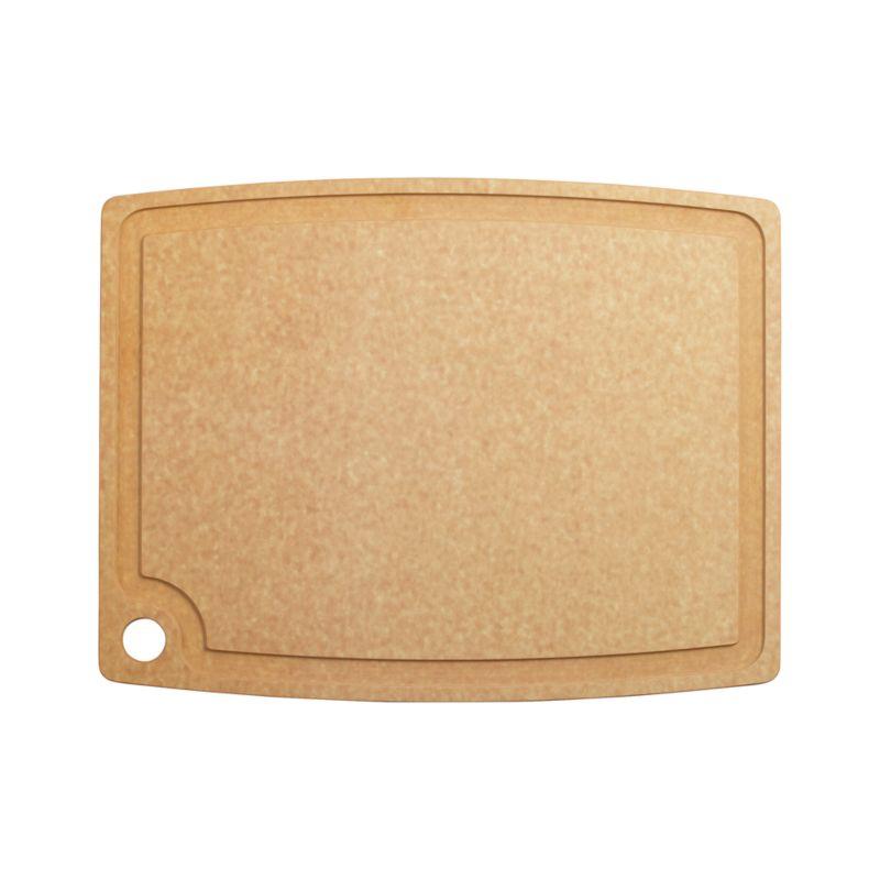 "Epicurean ® Natural Dishwasher Safe 19.5""x15"" Cutting Board"