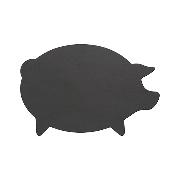 Epicurean ® Dishwasher-Safe Pig Board