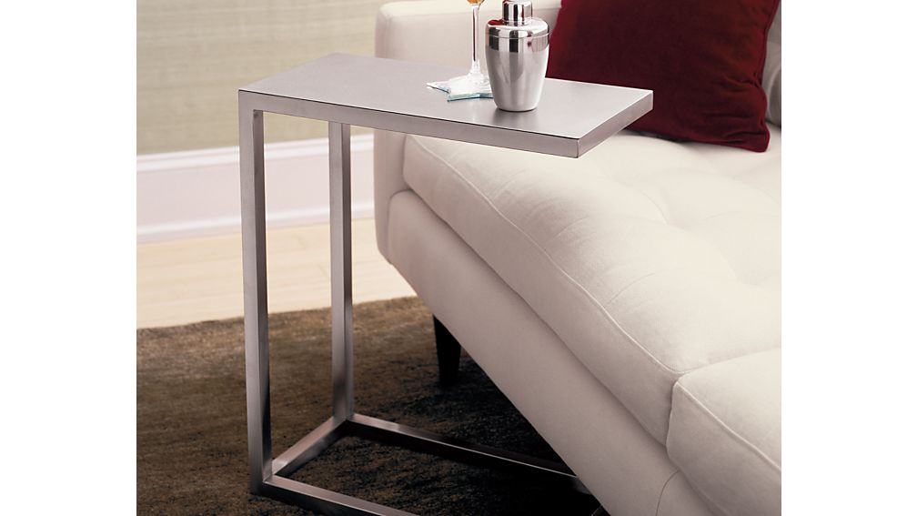 Era Stainless Steel C Table