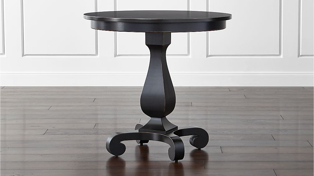 Esme Bruno Pedestal Table