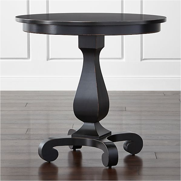 Esme Bruno Pedestal Table