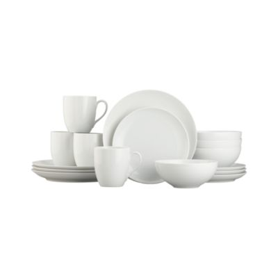 Essential 16-Piece Dinnerware Set with 7
