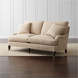 Essex Apartment Sofa with Casters