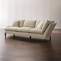 Essex Left Arm Corner Sofa