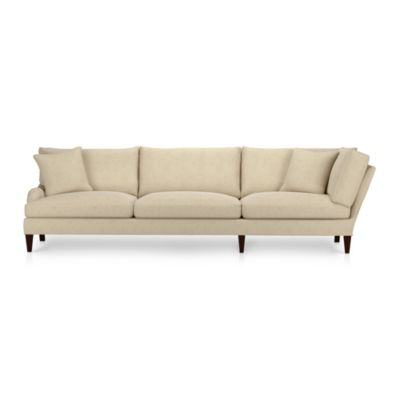 Essex Left Arm Corner Sectional Sofa
