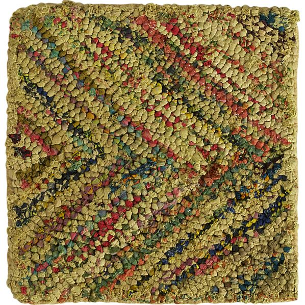 "Estelle 12"" sq. Rug Swatch"