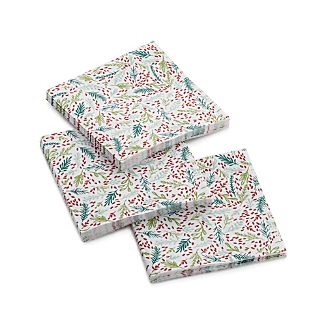 Set of 20 Eve Paper Beverage Napkins