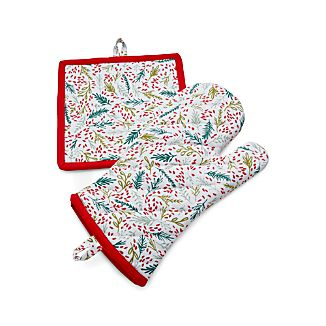 Eve Oven Mitt and Pot Holder