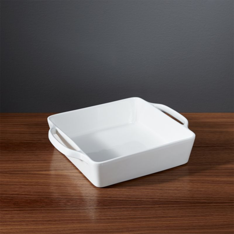 Everyday Square Baking Dish Crate And Barrel