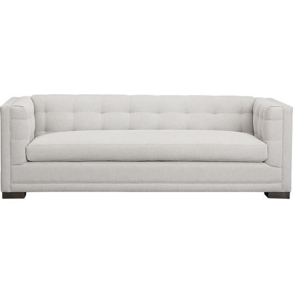 """Evie 86"""" Grand Sofa"""