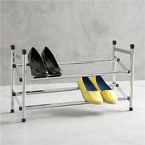 Expandable Shoe Rack II - Expandable Shoe...
