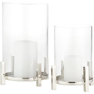 Ezra Hurricane Candle Holder