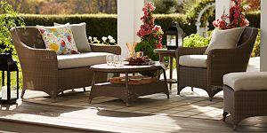Bridgewater Loveseat with Sunbrella ® Cushion