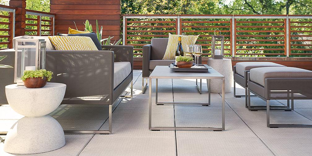 dune outdoor furniture. outdoor furniture sets crate and barrel dune