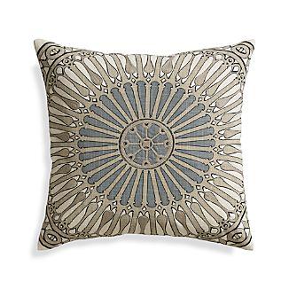 "Fabian Grey 20"" Pillow"