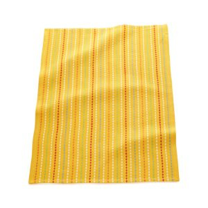 Dobby Yellow Dishtowel