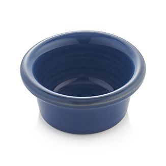 Set of 4 Farmhouse Blue Ramekin