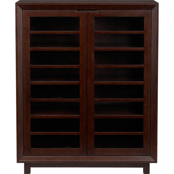 Farrow 2-Door Glass Cabinet