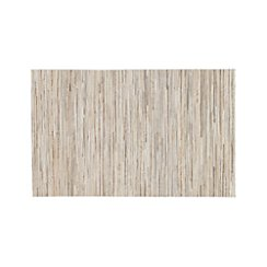Faust Striped Cowhide 5'x8' Rug