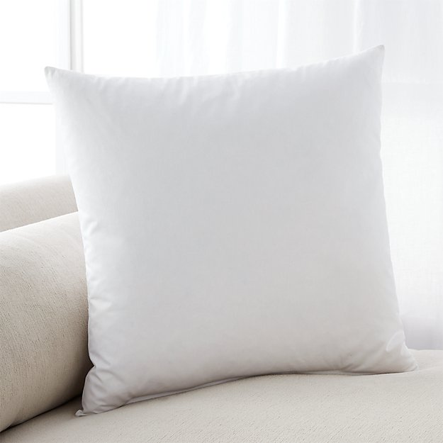 Set of 2, 20 X 20 Inch, Down and Feather Throw Pillow Insert, The Fabric is Brand New out of 5 stars - Set of 2, 20 X 20 Inch, Down and Feather Throw Pillow Insert, The Fabric is.