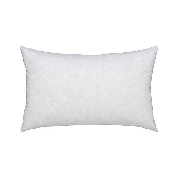 "Feather-Down 20""x13"" Pillow Insert"