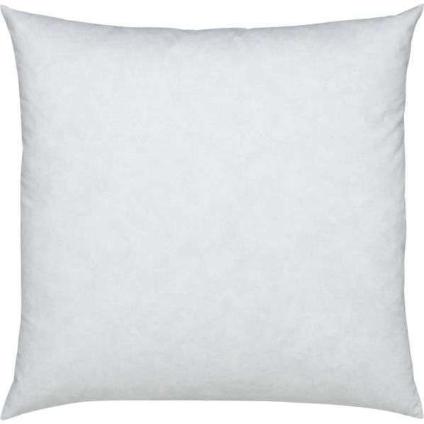 "Feather-Down 20"" sq. Pillow Insert"