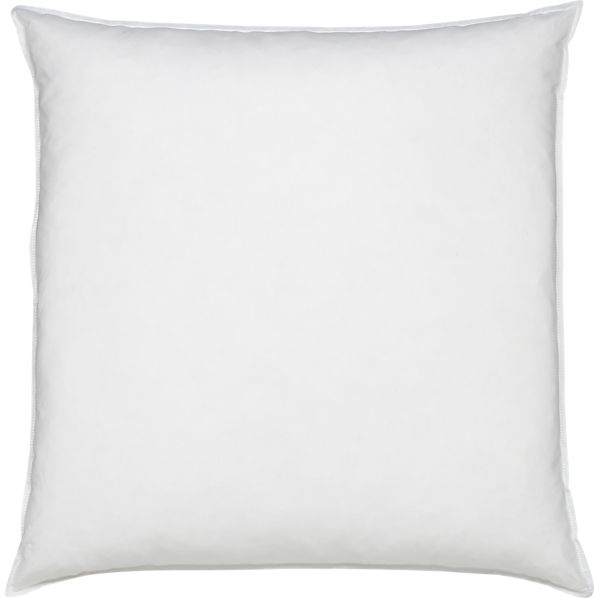 "Feather-Down 23"" sq. Pillow Insert"