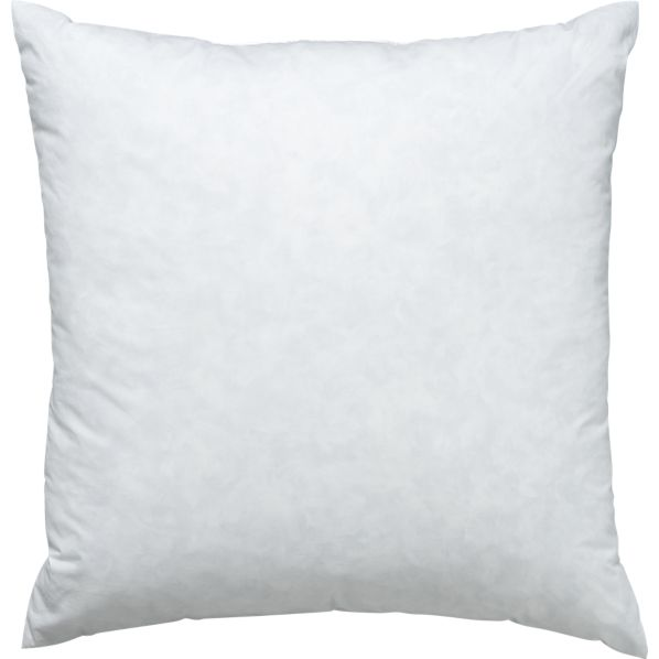 """Feather-Down 25"""" Pillow Insert"""