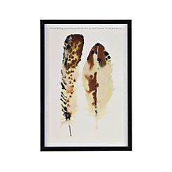 Feathers I Print
