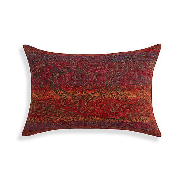 Crate And Barrel Decorative Pillow Covers : Felise 24