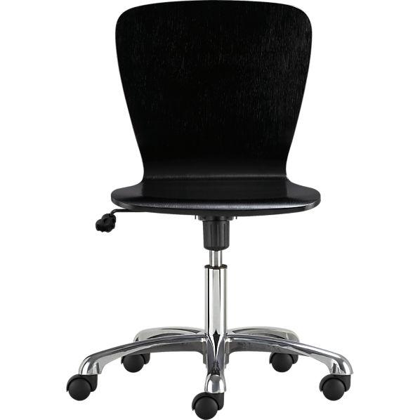 Felix Black Office Chair