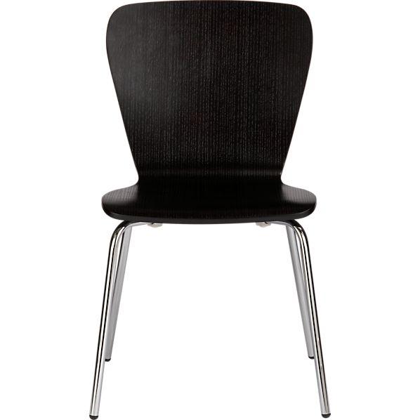 Felix Espresso Side Chair