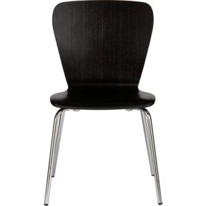 Felix Espresso Side Chair