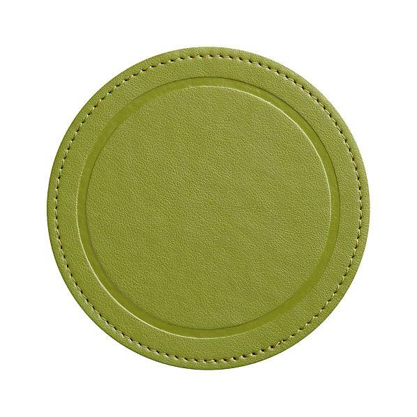Feliz Green Coaster