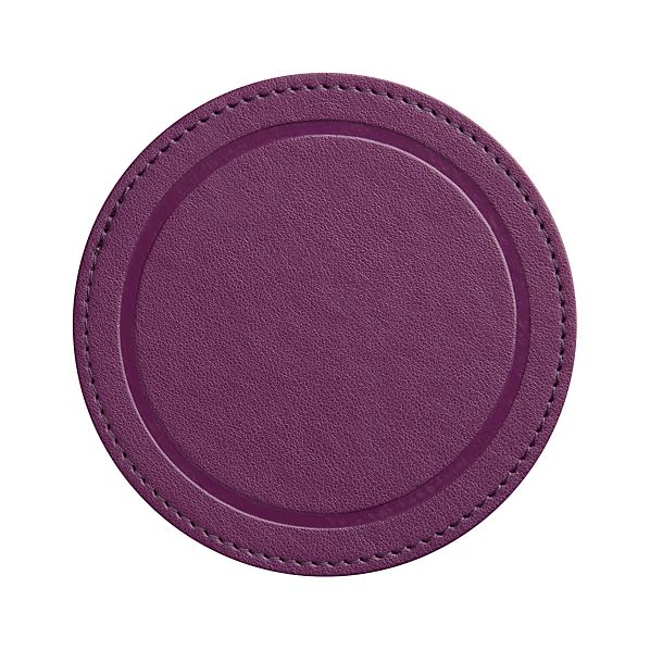 Feliz Purple Coaster