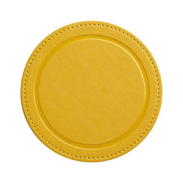 Feliz Yellow Coaster