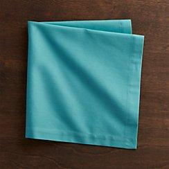 Fete Aqua Cotton Napkin