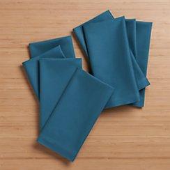Set of 8 Fete Corsair Cotton Napkins
