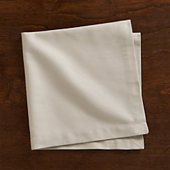 Set of 8 Fete Dove Cotton Napkin