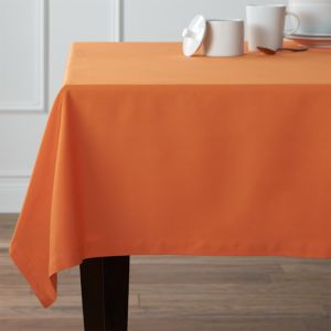 Fete Pumpkin 60x90 Tablecloth