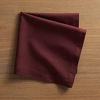Fete Zinfandel Cotton Napkin